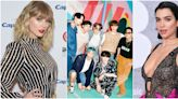 2021葛萊美獎演出陣容超華麗!韓國男團BTS、泰勒絲、杜娃黎波爭搶風采