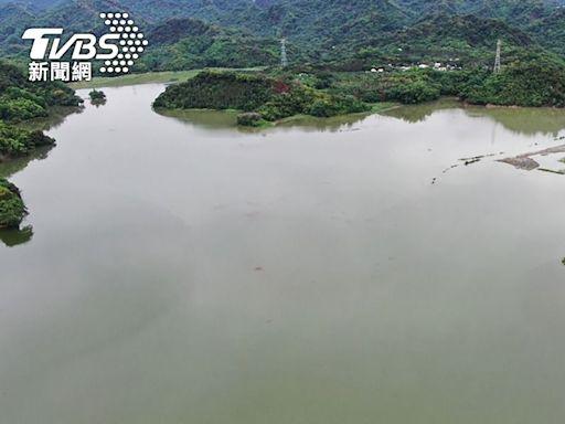 台南雨勢猛烈 南化、白河水庫滿水位有利稻作供灌│TVBS新聞網