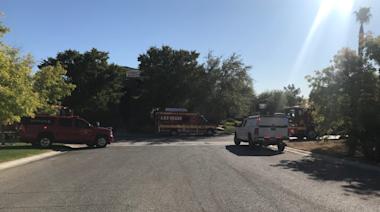 Fire death being investigated as murder
