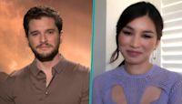 Kit Harington & Gemma Chan Explain How 'Eternals' Cast 'Represents The World'