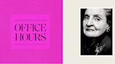 Madeleine Albright Refuses to Spend the Rest of Her Life Taking Laps Around the Garden
