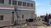 NTSB investigating deadly Amtrak derailment in Montana