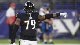 Ravens announce inactives for Week 3 matchup vs. Lions