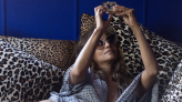 Halle Berry Is Just Lounging Around Sans Pants in Her Latest Instagram Snap