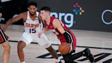 On-ball Tyler Herro impresses in shorthanded Heat's loss to Suns. And Nunn re-enters bubble