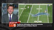 Rapoport: Throat contusion won't prevent Joe Burrow from playing vs. Ravens