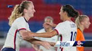 Cheers for hometown heroes as US Women's Soccer advances in Tokyo
