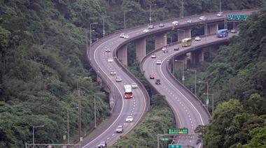 國五交通順暢 高乘載管制提早結束