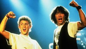 Bill & Ted's Excellent Adventure: The time-travelling sleeper hit that almost didn't see the light of day