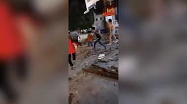 Four killed and 23 injured after magnitude 5.0 earthquake hits Yunnan, China