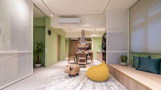 複製海外的旅行記憶!在家中打造綠意小花園