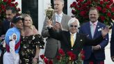 Horse owned by Baffert's wife runs in NY for other trainer