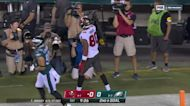 Tom Brady's best throws from 297-yard night Week 6