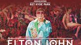 Elton John's 'Farewell Yellow Brick Road' Tour Adds BST Hyde Park 2022 London Date