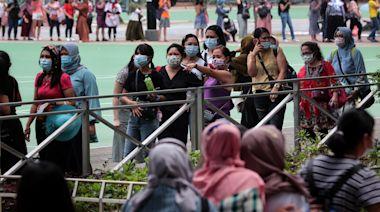 菲律賓駐港總領事促港府勿強迫外傭打疫苗 指事前從無諮詢