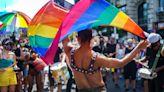 Celebrating Pride Around the City