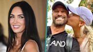 Megan Fox Says She's 'Grateful' For Ex Brian Austin Green's Girlfriend Sharna Burgess