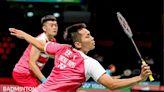 男雙制霸13冠印尼 結局留遺憾
