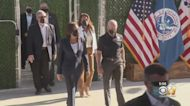 VP Kamala Harris Visits El Paso For First Trip To US-Mexico Border As Vice President