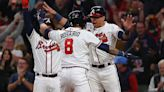 16 days, 10 games, 1 pearl necklace: How the Braves stunned baseball to reach the World Series