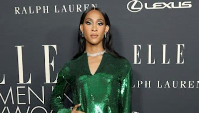 Give It the Green Light: Mj Rodriguez's Sequined Valentino Minidress Had Heads Turning