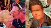 Gwen Stefani throws fiancé Blake a surprise 45th birthday party