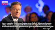 Piers Morgan to Join Fox News and News Corp After Signing Global Deal   THR News