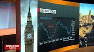 U.K. Consumer Prices Rise 3.1% in September