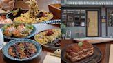 AT THREE CAFE   勤美巷弄的人氣咖啡館,招牌寬扁麵還有限量甜點都不能錯過!