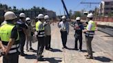 南市勞工局與職安署聯合稽查 發現2公共工程工安缺失開罰