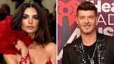 Emily Ratajkowski Wrote About 'Other Sides' of Her Robin Thicke Experience