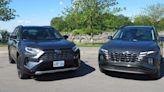 Hybrid SUV Comparison: 2021 Toyota RAV4 vs 2022 Hyundai Tucson