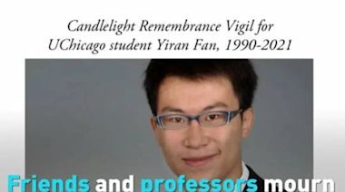 遇害中國留學生,被追授博士學位