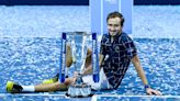Daniil Medvedev battles to victory at ATP World Tour Finals as curtain comes down on event at O2 Arena after 12 years