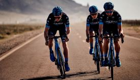 How a cycling team turned type 1 diabetes into its 'greatest strength'