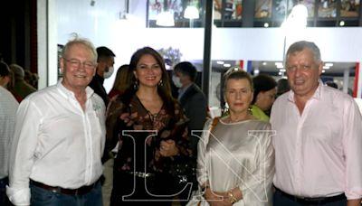 La Nación / Masiva participación en eventos y charlas