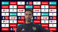 Arsenal not haunted by Europa League loss to Chelsea, says Arteta