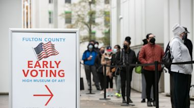 Georgia House Approves New Restrictions As GOP War On Voting Rights Intensifies