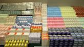 海關破獲160萬粒受管制藥物 拘捕3男兩女並涉洗黑錢活動
