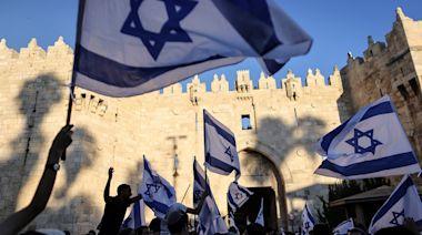 以巴衝突再起? 以色列轟炸加薩報復哈瑪斯丟燃燒熱氣球