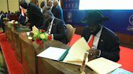 South Sudan hails new era of peace