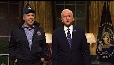 Jason Sudeikis Returns as '2013 Biden' in 'SNL' Cold Open