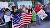 Fresno-area parents, students protest Newsom's COVID mandates. 'I'm the parent, not you'