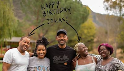 Will Smith Shares Rare Family Photo with His Twin Siblings on Their 50th Birthday: 'Damn'