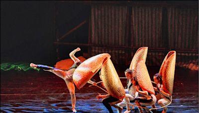 【藝術文化】穿越時空進入洪通狂想 台味馬戲週末登場
