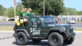 Caps off during Covid-19: Nease High School throws senior parade before virtual graduation