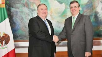 Mexico making 'real' progress on migration: Pompeo