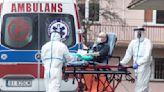 U.S. on brink of rampant coronavirus spread, Europe hospitals strained