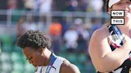 Sen. Tom Cotton Tries to Cancel Olympian Gwen Berry