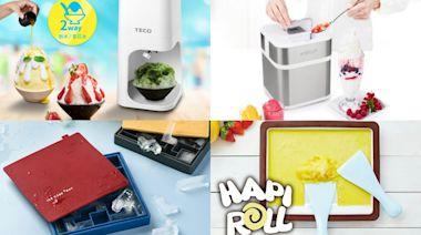 親子消暑降溫提案!思樂冰雪花冰水果雪酪在家自己DIY